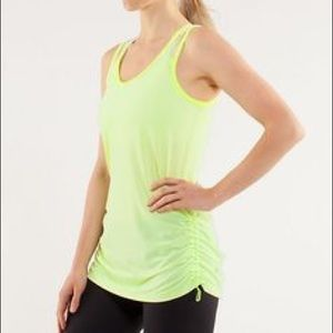 Lululemon run fly and tie tank brand new!!